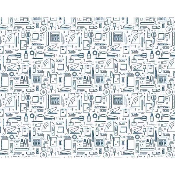 デジタルプリント壁紙 ポップ柄 p019 920mm×20m アサヒペン オーダーメイド品