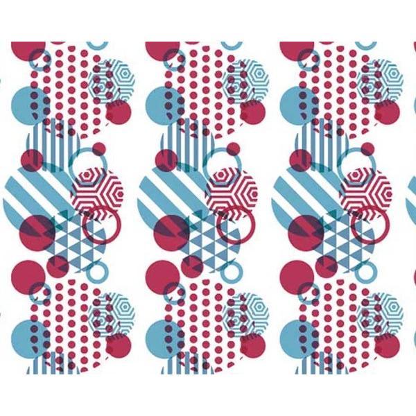デジタルプリント壁紙 ポップ柄 p021 920mm×20m アサヒペン オーダーメイド品