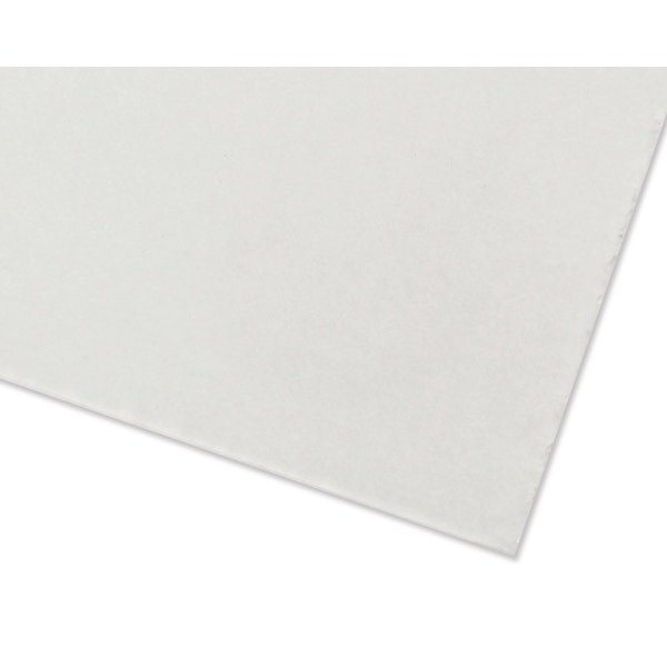 ホ゜リスチレン和紙フ゜レート板 930×1840×1.5mm 無地 6枚入 駒谷