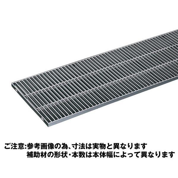 OSG4-NS 25-20Cステンレス製横断・側溝用グレーチング細目ノンスリップ 受注製作品 キャンセル不可 返品不可 納期約10営業日