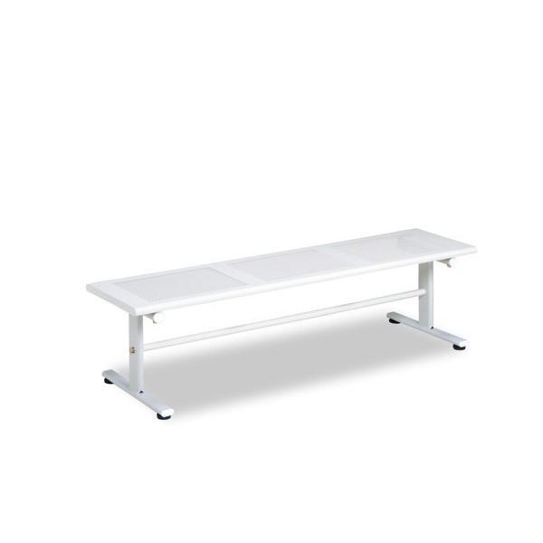 パンチングベンチ E−1500 背なし サイズ:約W1500×D464×H380mm 重量:約13kg