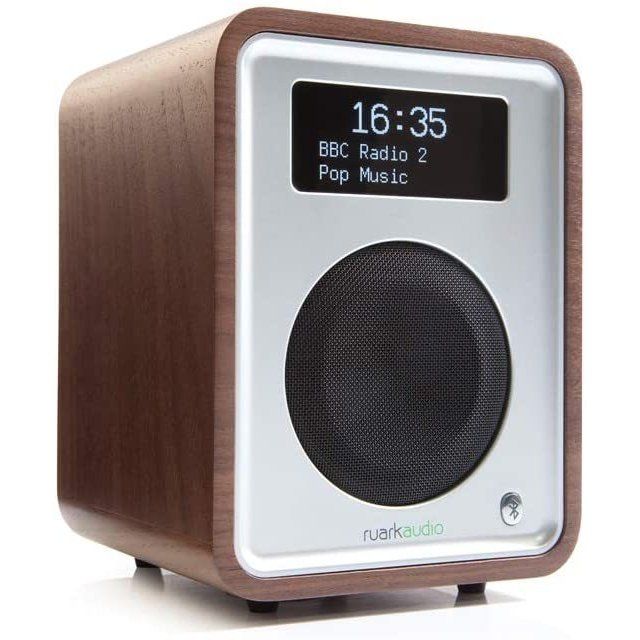 ruarkaudio R1 Mk3 Bluetooth Music System英ルアークオーディオ Bluetooth / FM / アラ|mr-m|06