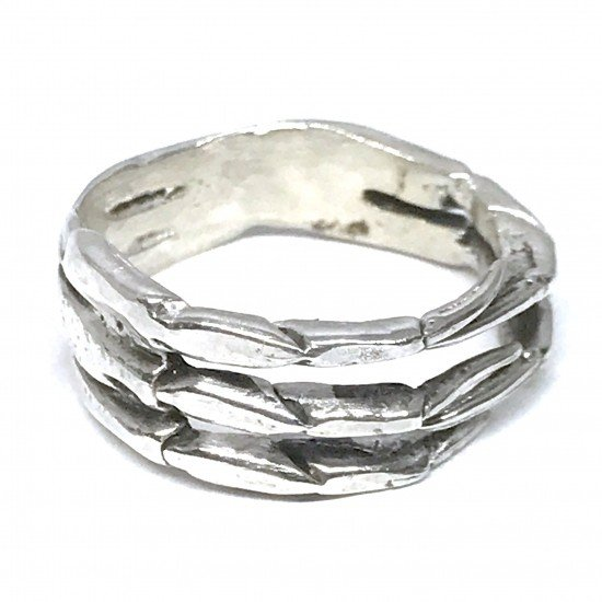 輝く高品質な SILVERELLA ring/シルバーエラ claw Wrapping リング claw ring リング, オリジナル革製品KC.sオンライン:2933a742 --- airmodconsu.dominiotemporario.com