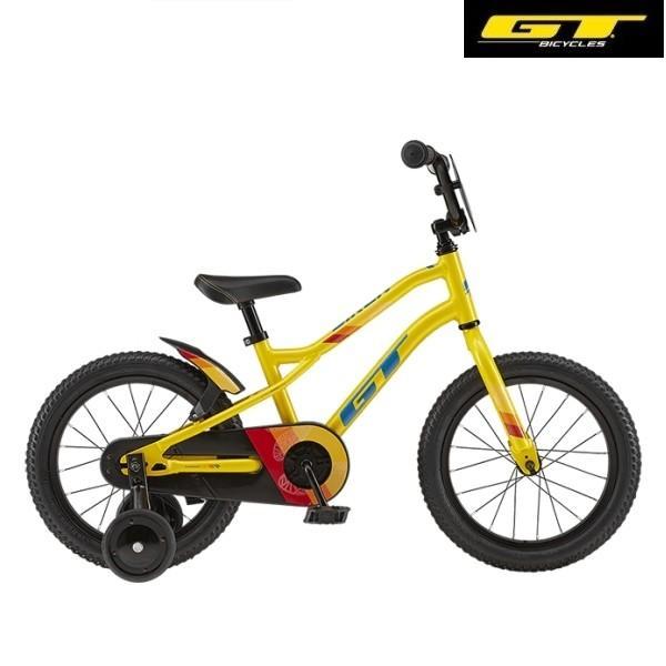 子供用自転車 GT SIREN 16 (イエロー) 2020 ジーティー サイレン 16 幼児用自転車
