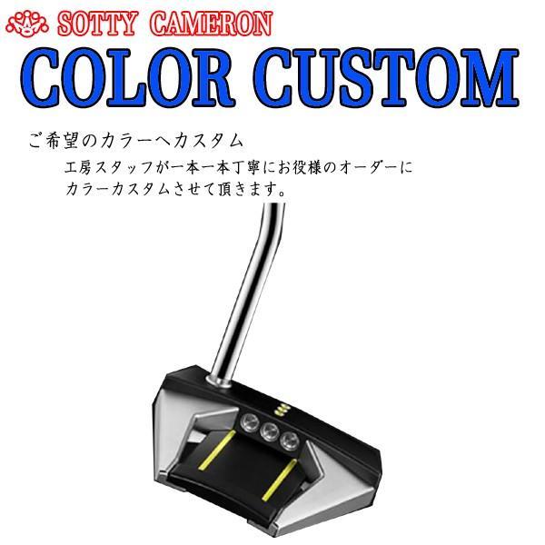 スコッティ キャメロン 2019 SCOTTY CAMERON PHANTOM X6 カラーカスタム 日本正規品