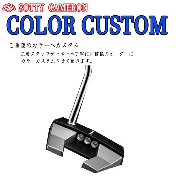 スコッティ キャメロン 2019 SCOTTY CAMERON PHANTOM X5 カラーカスタム 日本正規品