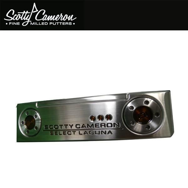 新色ブラウン スコッティ キャメロン 2018 SCOTTY CAMERON カラー指定なし SELECT LAGUNA RH35インチ