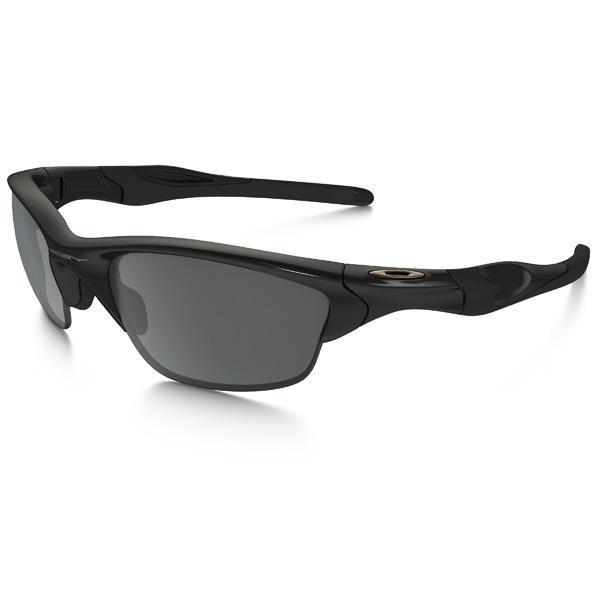 Oakley オークリー サングラス Half Jacket 2.0 ハーフジャケット2.0 OO9153-01 アジアンフィット 【Polished 黒/黒 Iridium】