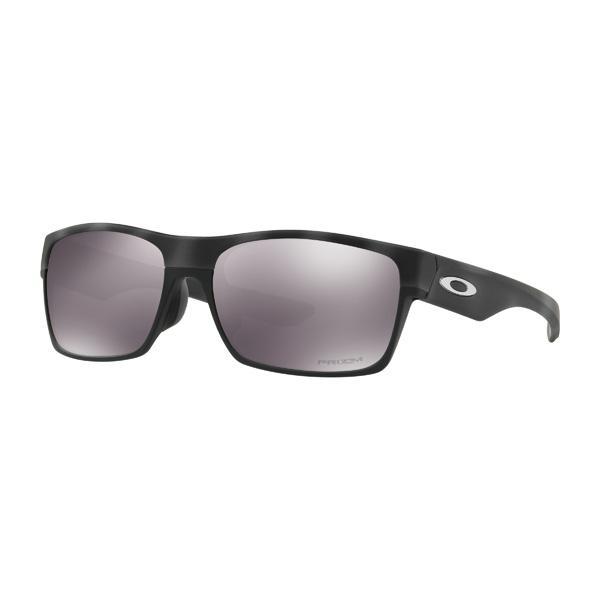 Oakley オークリー サングラス Two Face ツーフェイス 黒 Camo Collection OO9256-1560 アジアンフィット 【黒 Camo/Prizm 黒】