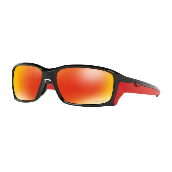 Oakley オークリー サングラス Straightlink ストレートリンク OO9336-0658 アジアンフィット 【Polished 黒/Prizm Ruby】