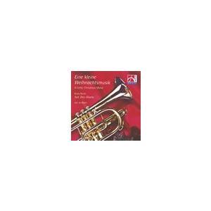 取寄 | Eine kleine Weihnachtsmusik: Little Christmas Music | ソリ・ブラス  ( CD )|msjp
