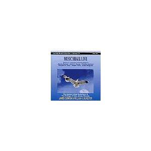 取寄 | Curnow Music楽譜参考演奏 |  Music Shall Live | イースタン・ウィンド・シンフォニー、ニュー・ジャージー大学合唱団  ( 吹奏楽 | CD )|msjp