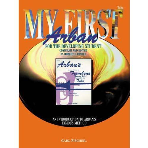 最初のアーバン:テューバ   edited by Robert Foster (テューバ   メソッド・教則本) msjp