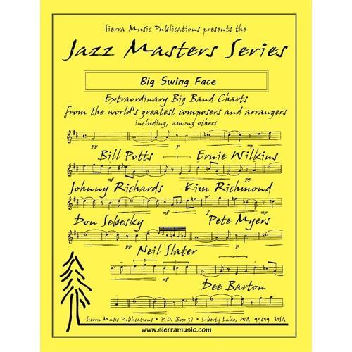 試聴可 | Big Swing Face | Bill Potts  ( ビッグバンド | 楽譜 )|msjp