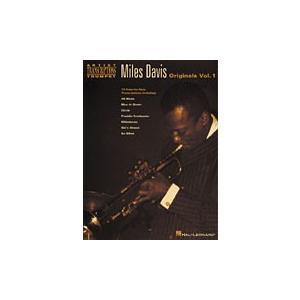 取寄 | Miles Davis - Originals Vol. 1 | マイルス・デイヴィス (トランペット | トランスクリプション)|msjp