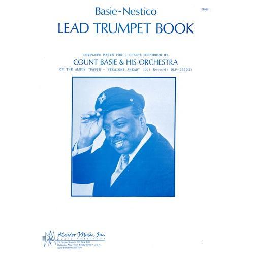 Basie-Nestico Lead Trumpet Book   サミー・ネスティコ (トランペット   楽譜) msjp