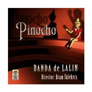 ピノキオ   ラリン吹奏楽団  ( 吹奏楽   CD ) msjp