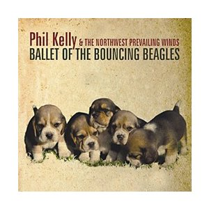 Ballet of the Bouncing Beagles | Phil Kelly & NW Prevailing Winds (Big Band)  ( ビッグバンド | CD )|msjp