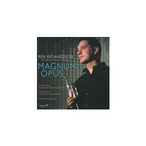Magnum Opus | レックス・リチャードソン (トランペット)  ( CD )|msjp