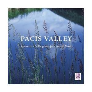 ベリアト・ミュージック楽譜参考演奏 |  平和の谷 | Pacis Valleyd | ミッドウエスト・ウインズ、他  ( 吹奏楽 | CD )|msjp