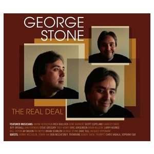 The Real Deal | George Stone (Big Band)  ( ビッグバンド | CD )|msjp