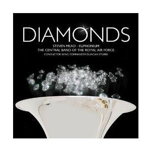 ダイアモンド | スティーヴン・ミード(ユーフォニアム)、イギリス空軍セントラルバンド  ( 吹奏楽 | CD )|msjp