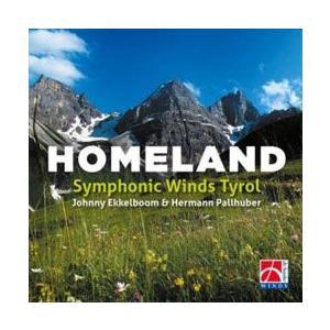 ホームランド | シンフォニック・ウィンズ・チロル  ( 吹奏楽 | CD )|msjp