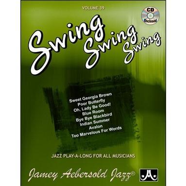 ジェイミー・プレイアロング Vol. 39:スウィング、スウィング、スウィング( | マイナスワン)|msjp