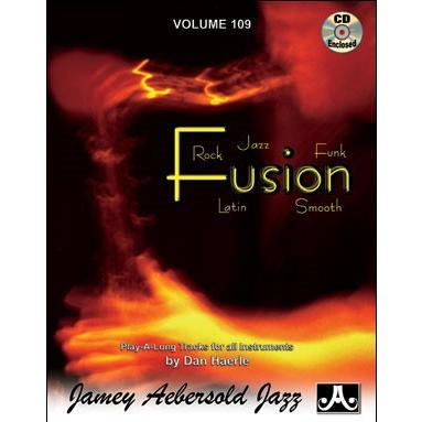 ジェイミー・プレイアロング Vol. 109:フュージョン( | マイナスワン)|msjp