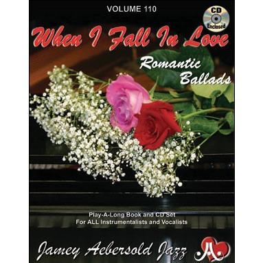 ジェイミー・プレイアロング Vol. 110;ロマンティック・バラード(   マイナスワン) msjp