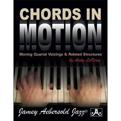 Chords in Motion | Andy Laverne (ピアノ | メソッド・教則本)|msjp