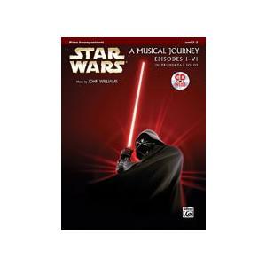 取寄   Star Wars Instrumental Solos (Movies I-VI) : Piano accompaniment   ジョン・ウィリアムズ (ピアノ   マイナスワン) msjp