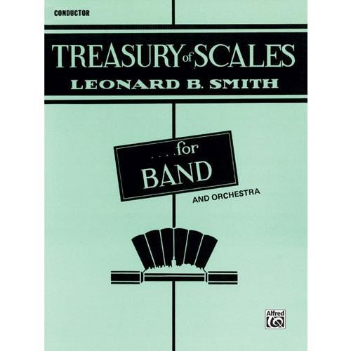 トレジャリー・オブ・スケール (英語版) - パーカッション | Leonard B. Smith (吹奏楽 | メソッド・教則本)|msjp