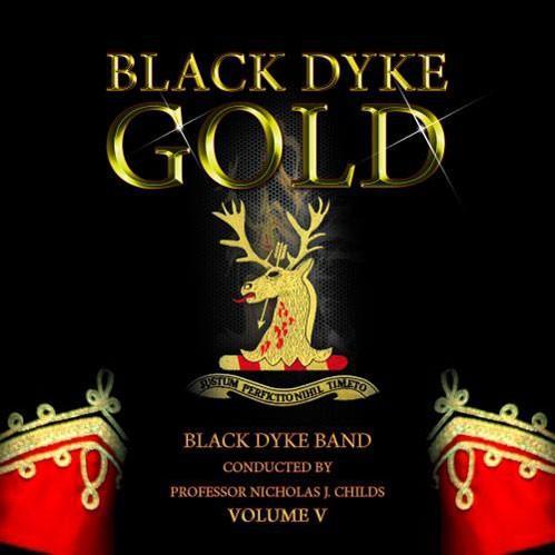 ブラック・ダイク・ゴールド Vol. 5   ブラック・ダイク・バンド  ( CD ) msjp