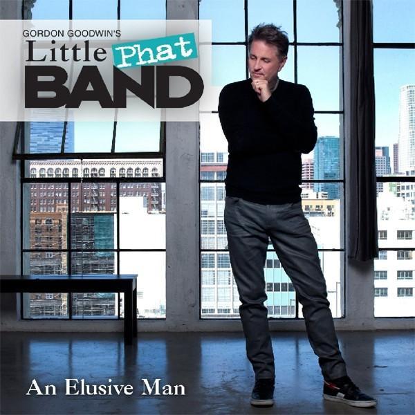 An Elusive Man   Gordon Goodwin's Little Phat Band  ( ビッグバンド   CD ) msjp