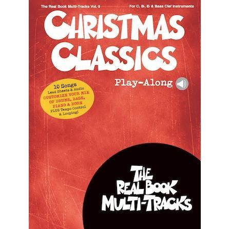取寄 | The Real Book Multi-Tracks Volume 9: Christmas Classics(なし | マイナスワン)|msjp