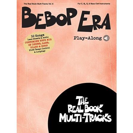 The Real Book Multi-Tracks Volume 8: Bebop Era(なし   マイナスワン) msjp