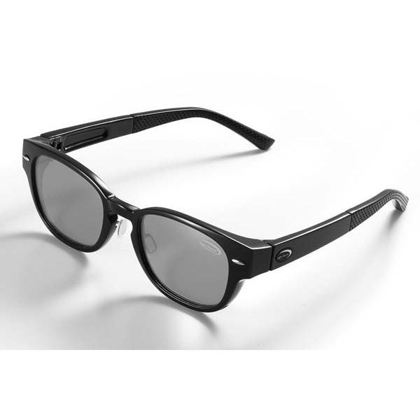 ティムコ サイトマスター マニフィコ ブラック スーパーライトグレー TIEMCO Sight Master Magnifico Black 釣り 偏光サングラス 送料無料