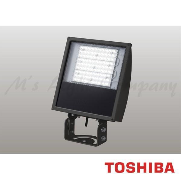 東芝 LEDS-23906NM-LJ2 LED投光器 中角タイプ 昼白色 22200lm 防雨形 IP55 重耐塩形 ビームの開き53° グレーイッシュブラック 受注生産品 『LEDS23906NMLJ2』