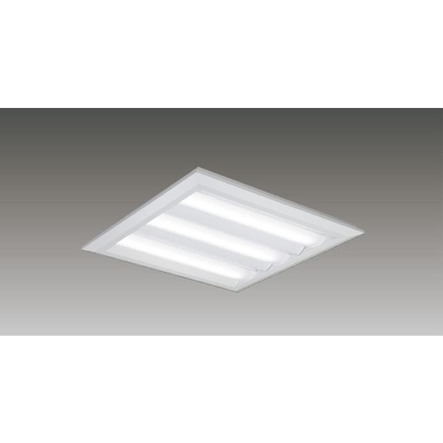 東芝 LEKT750852N-LD9 LEDベースライト スクエア形 直付埋込兼用 □570角 下面開放タイプ 8600lm 昼白色 5000K 調光 器具+ライトバー 『LEKT750852NLD9』