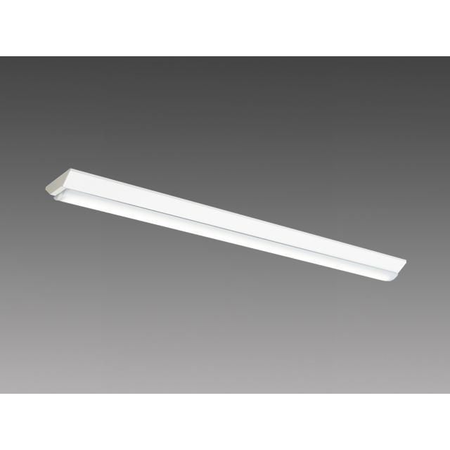 三菱 MY-V440332/D AHTN LEDベースライト 直付形 40形 4000lmタイプ 昼光色 逆富士型 150幅 リニューアル型 器具+ライトユニット|msm
