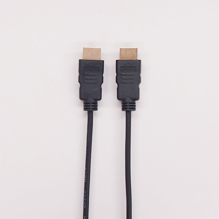 HDMIケーブル 3m HDMIver1.4 金メッキ端子 High Speed HDMI Cable ブラック ハイスピード 4K 3D イーサネット対応 液晶テレビ ブルーレイレコーダー UL.YN|msmart|06