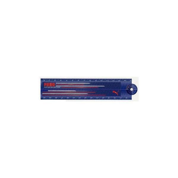 クツワ PUMA 折りたたみ30cm定規 ネイビー 950PMNB 人気商品 商品は1点(本)の価格になります。 msmart 02