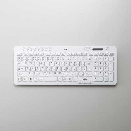 エレコム PKB-98NX14 キーボードカバー NEC デスクトップ LAVIE Desk All-in-one、VALUESTAR N / W / S対応 ( 一部 )|msmart|02
