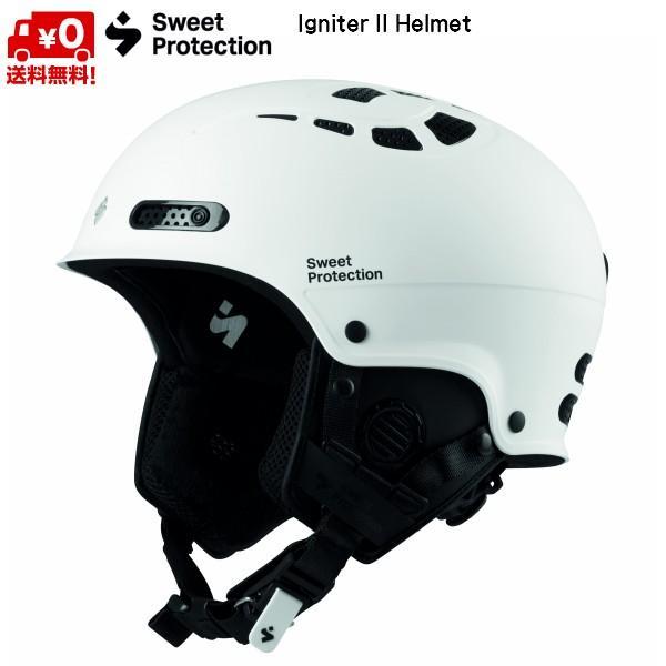 スウィートプロテクション スキー ヘルメット イグナイター ホワイト Sweet Protection Igniter II Helmet 840041-SNWHT
