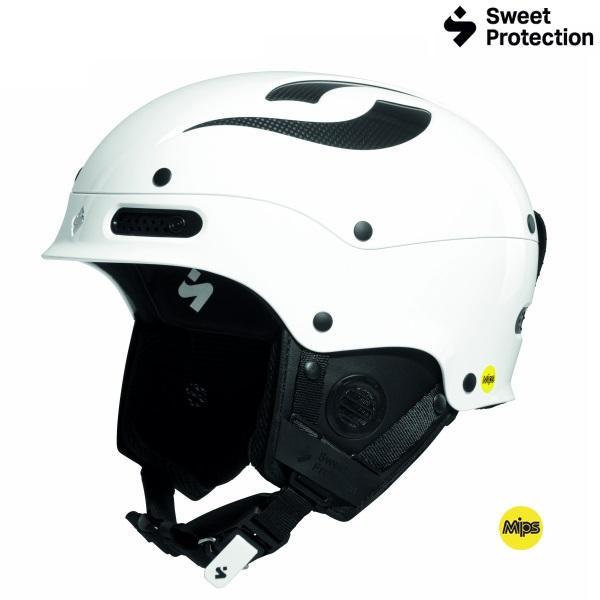 スウィートプロテクション スキー ヘルメット トゥルーパー II MIPS ホワイト Sweet Protection Trooper II MIPS Helmet 840049-GSWHT
