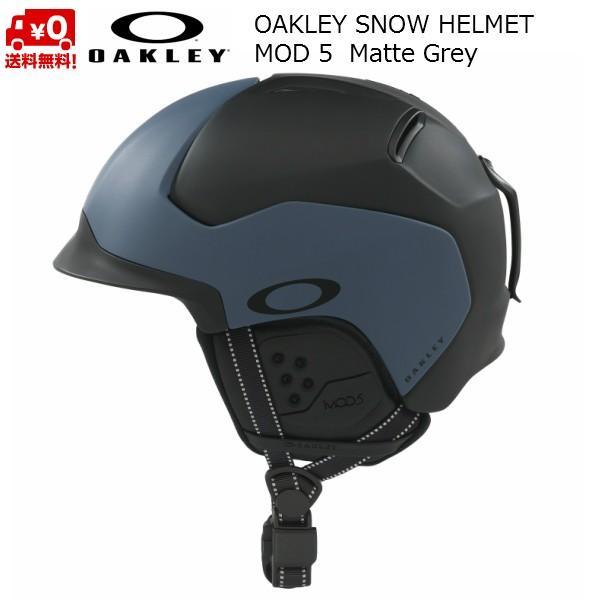 オークリー スノー ヘルメット OAKLEY MOD5 Dark青 ダークブルー 99430-609