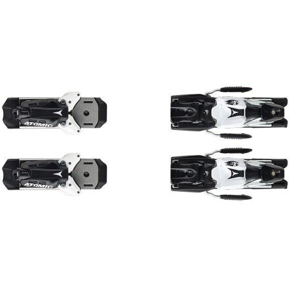 アトミック ビンディング ATOMIC X-BINDING X19 MOD 黒 / 白い AD5001700_fts