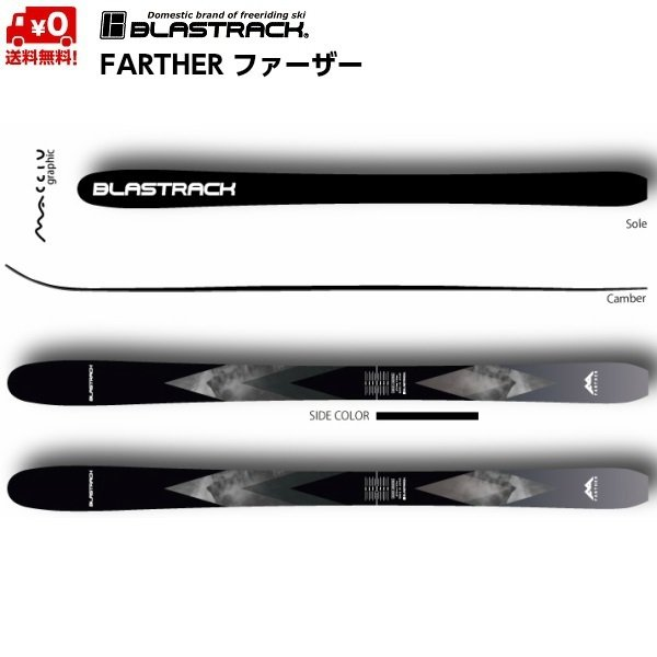 【期間限定】 ブラストラック ブラストラック スキー ID BLASTRACK FARTHER ファーザー MARKER + MARKER GRIFFON 13 ID ブラック B-FA-GRIFFON, アンティークマイクS:b260c45d --- airmodconsu.dominiotemporario.com