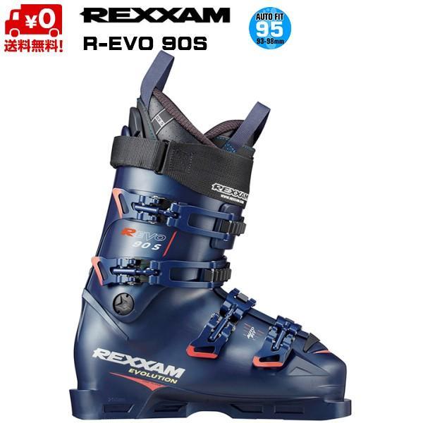 レクザム スキーブーツ REXXAM R-EVO 90S レグザム REVO90S